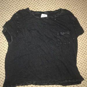 American eagle hole shirt size XL